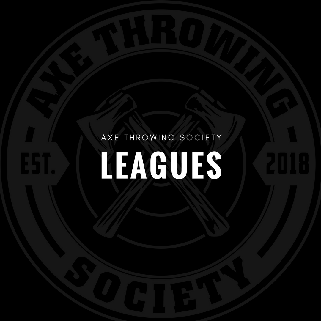 Axe Throwing Leagues - Axe Throwing Society - Indoor Axe Throwing - South Florida - Fort Lauderdale - Pompano - Miami - Wynwood