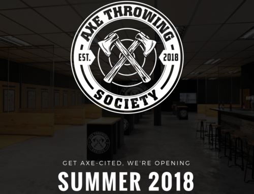 "Axe Throwing Society: a ""Kick Axe"" time in South Florida"